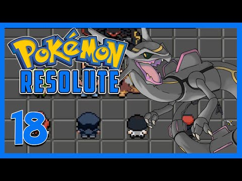 Pokemon resolute version walkthrough part 1