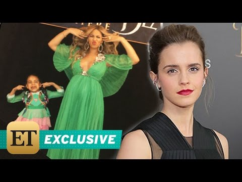 Thumbnail: EXCLUSIVE: Emma Watson and 'Beauty and the Beast' Cast React to Beyonce Attending L.A. Premiere!