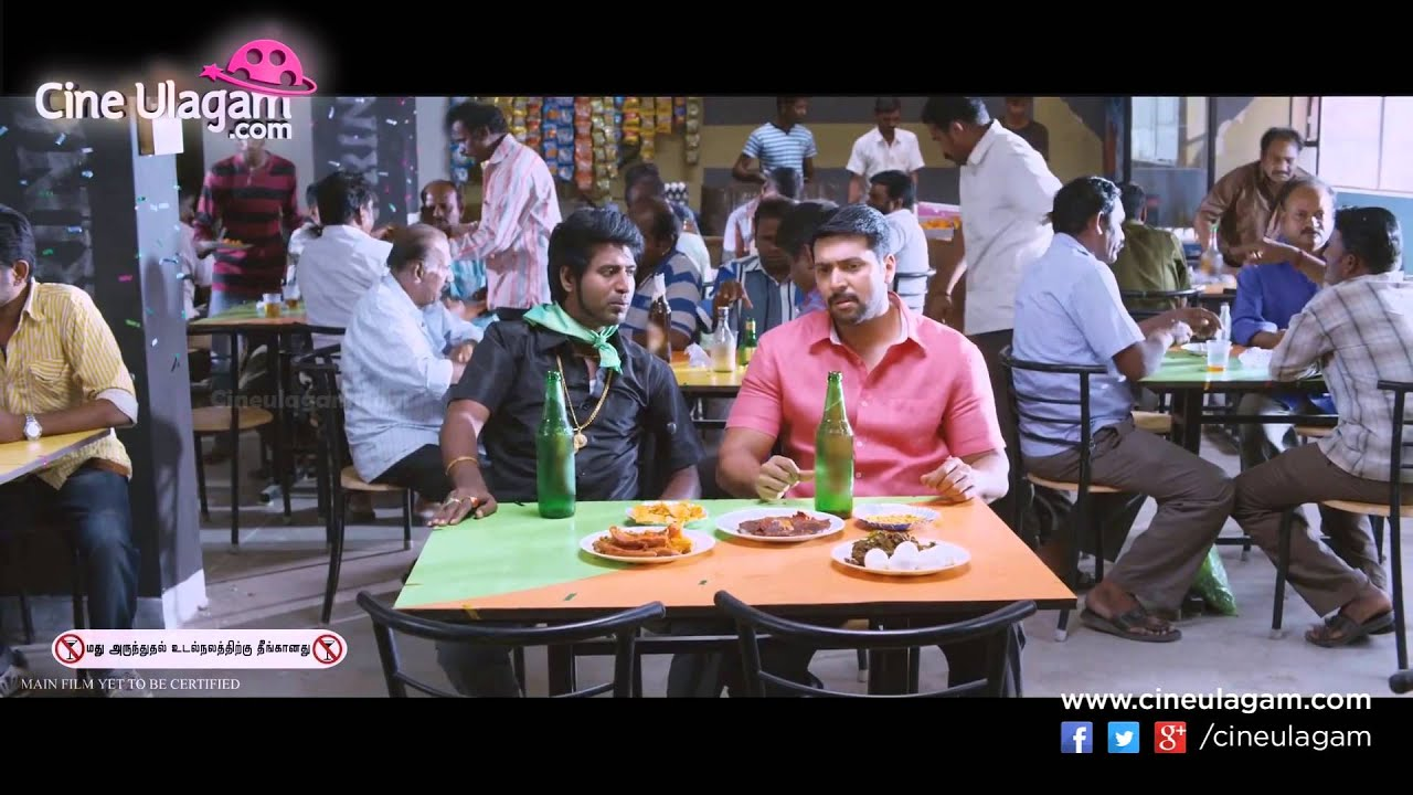Sakalakala Vallavan Special Jaya Ravi Soori Youtube