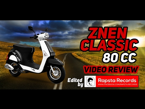 Repeat ZNEN T9 Scooters price in BD | Best Scooter In