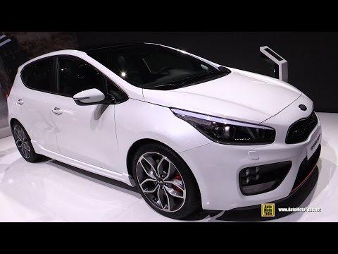 2017 KIA Ceed GT - Exterior and Interior Walkaround - 2017 Geneva Motor Show