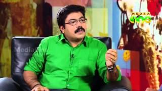 M. V. Sreyams Kumar in Veiw Point 11/01/16 EP-154