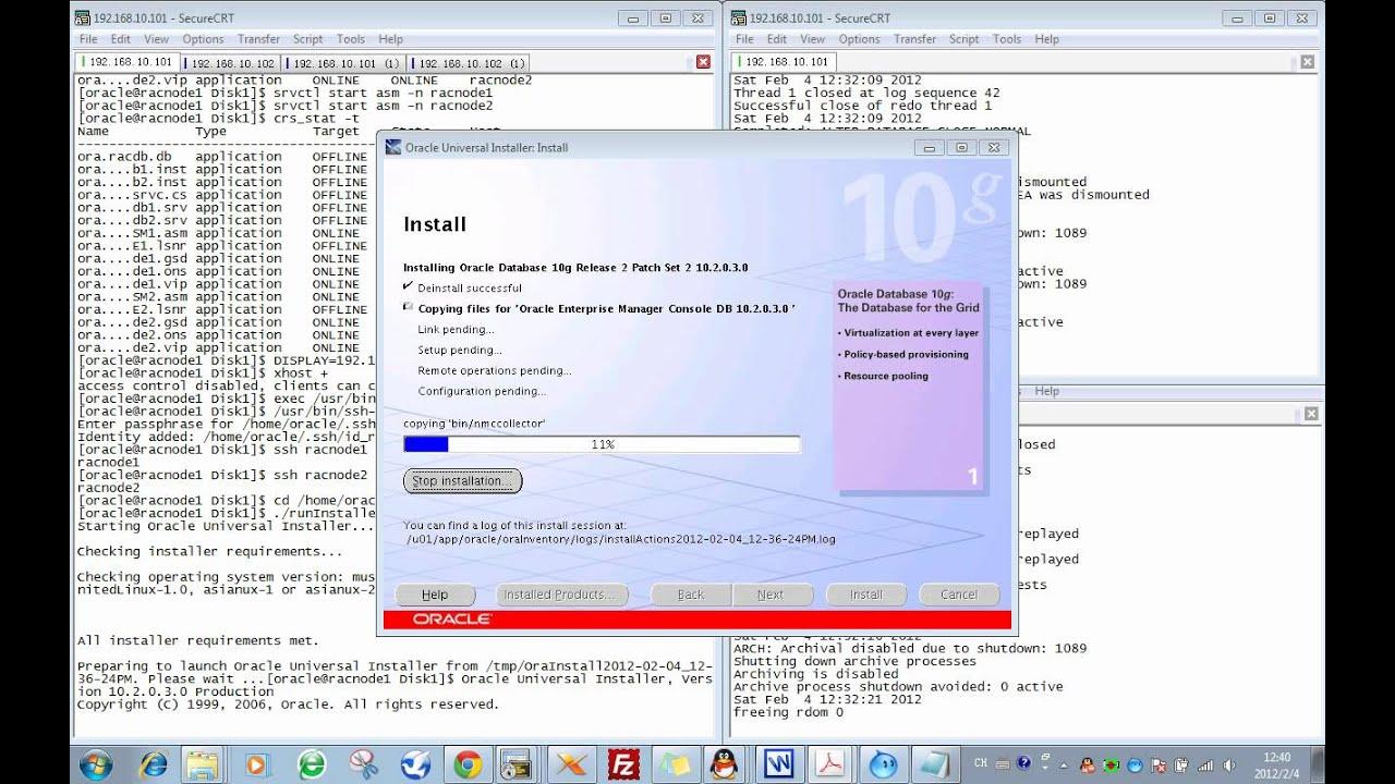 Patchset 10205 for Windows x86/x64 dbaportaleu