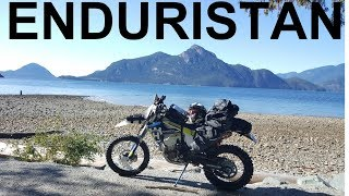 best dual sport gear adventure travel enduristan luggage review | camping trip packing fe501 | #45