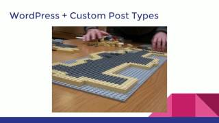 Extending your WordPress project with custom post types - WordCamp Singapore 2016