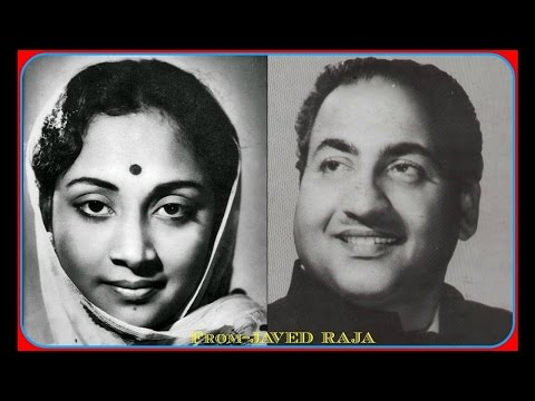 Rare & Famous Duets Of OldHindi Film