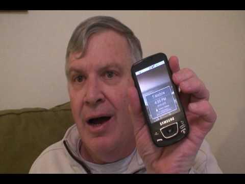 Samsung Galaxy I7500 For Dummies Module 2