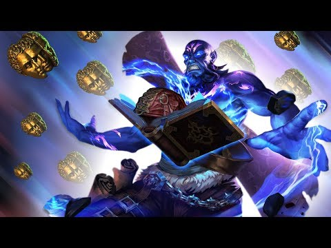 I made Ryze in the NEW PoE League and this dropped RICHEST LEVEL 25 EVER?!
