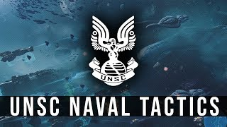 UNSC Naval Tactics Explained | Halo Lore