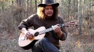 Traveling Riverside Blues - Slide Guitar - Delta Blues - Edward Phillips