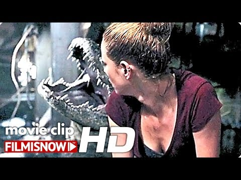 CRAWL 2 NEW Clips (2019) | Alexandre Aja Alligator Horror Movie
