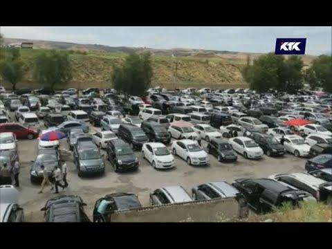 Армянские машины можно легализовать за 12 тысяч тенге