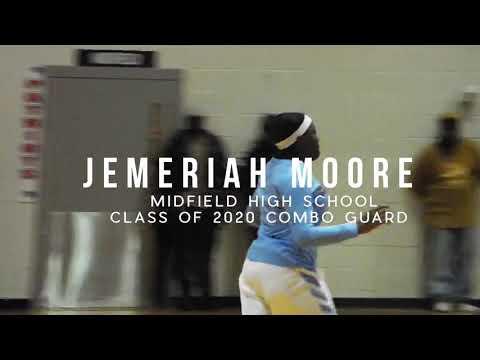 Jemeriah Chante Moore Sophomore Midfield High School Lady Patriots Basketball C/O 2020