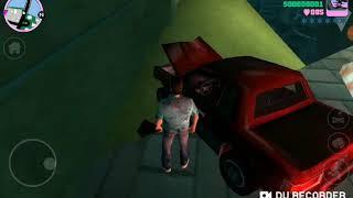 Grand theft auto vice city gameplay