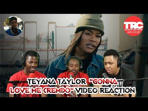 "Teyana Taylor ""Gonna Love Me (Remix)"" Music Video Reaction"