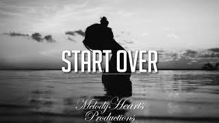 "Emotional Inspiring R&B/RnB Piano Song Instrumental Beat NEW 2017 ""Start Over"""