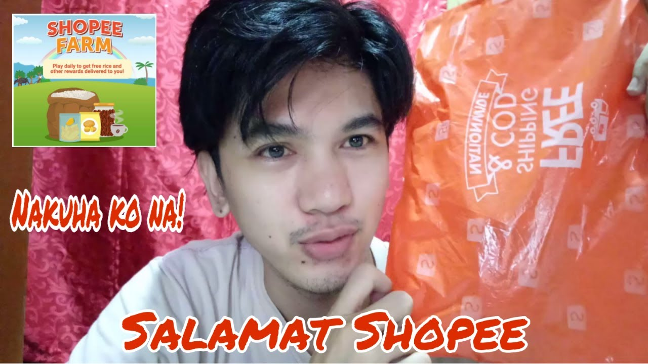 Quick Vlog | Nakuha ko din!!! SALAMAT SHOPEE! | SHOPEE FARM REWARD