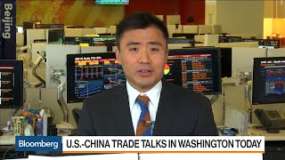 What to Expect From U.S.-China Trade Talks