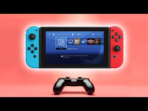 play EVERY PS4 game on Nintendo Switch!