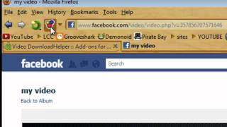How To Download Videos From Facebook (Firefox and Chrome)