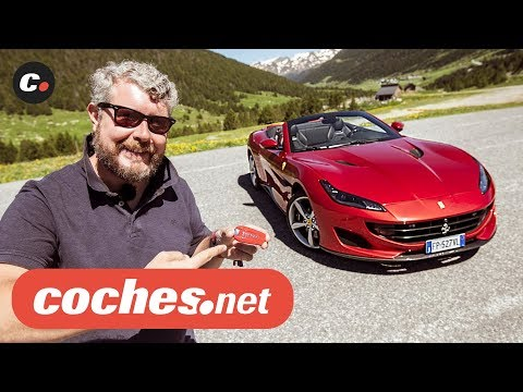 Ferrari Portofino | Prueba / Test / Review en español | coches.net