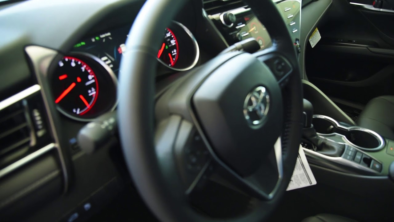 New 2018 Toyota Camry   Rick Hendrick Toyota Of Fayetteville