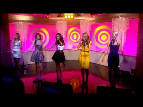 Girls Aloud   The Promise   Live @ Various
