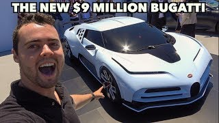 MEET THE $9 MILLION BUGATTI CENTODIECI - THE FASTEST BUGATTI EVER!