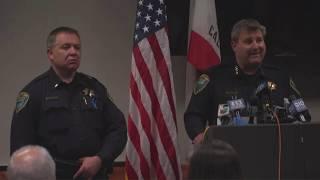 Davis Police press conference