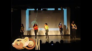20181020_Ilussion Girls cover Cream + Ddd (EXID) The Old K Pop School is Back