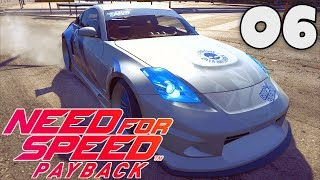 NEED FOR SPEED PAYBACK (FR) - 06 : ON DRIFT CONTRE SHIFT-LOCK !