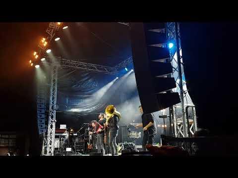 Wincent Weiss & Band - Deutsch Pop Medley 2018 |Delta Musik Park Essen (09.09.2018)