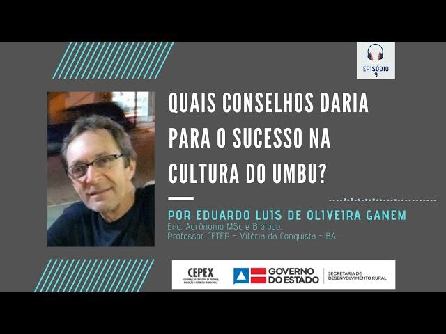#SDRpergunta - Cultura do Umbu