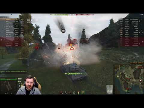 World of Tanks - IS-M ace tanker
