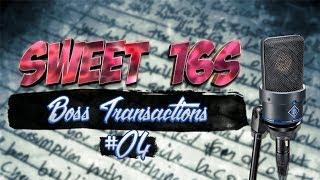 Optimiztiq - Sweet 16s - Boss Transactions