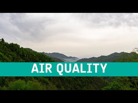 Monitoring air quality