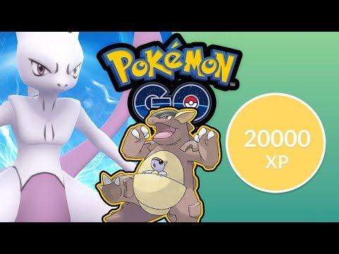 Mewtu-Newsletter, Event in Anaheim & 20.000 EP im Raid | Pokémon GO Deutsch #391