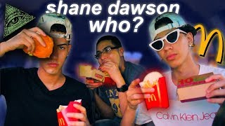 Brother WON'T Believe CONSPIRACY THEORIES | McDonald's Mukbang