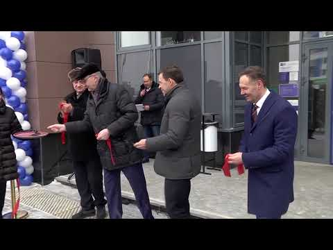 Почта в новом формате: в Академическом открылось новейшее отделение связи