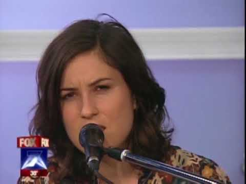 Missy Higgins Interview+Where I Stood 2009 Austin