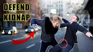 How do you defend against a kidnap? | self defence