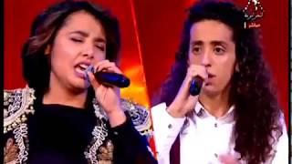 مليك و فلة - الحان و شباب 8 - البرايم الثاني