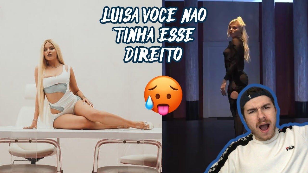 Francês REAGE Luísa Sonza, 6LACK - VIP *-* | React