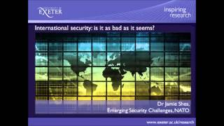 International security: is it as bad as it seems?
