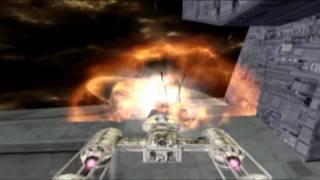 Star Wars: BattleFront 2 Space Combat Overview (2005, Pandemic/LucasArts)