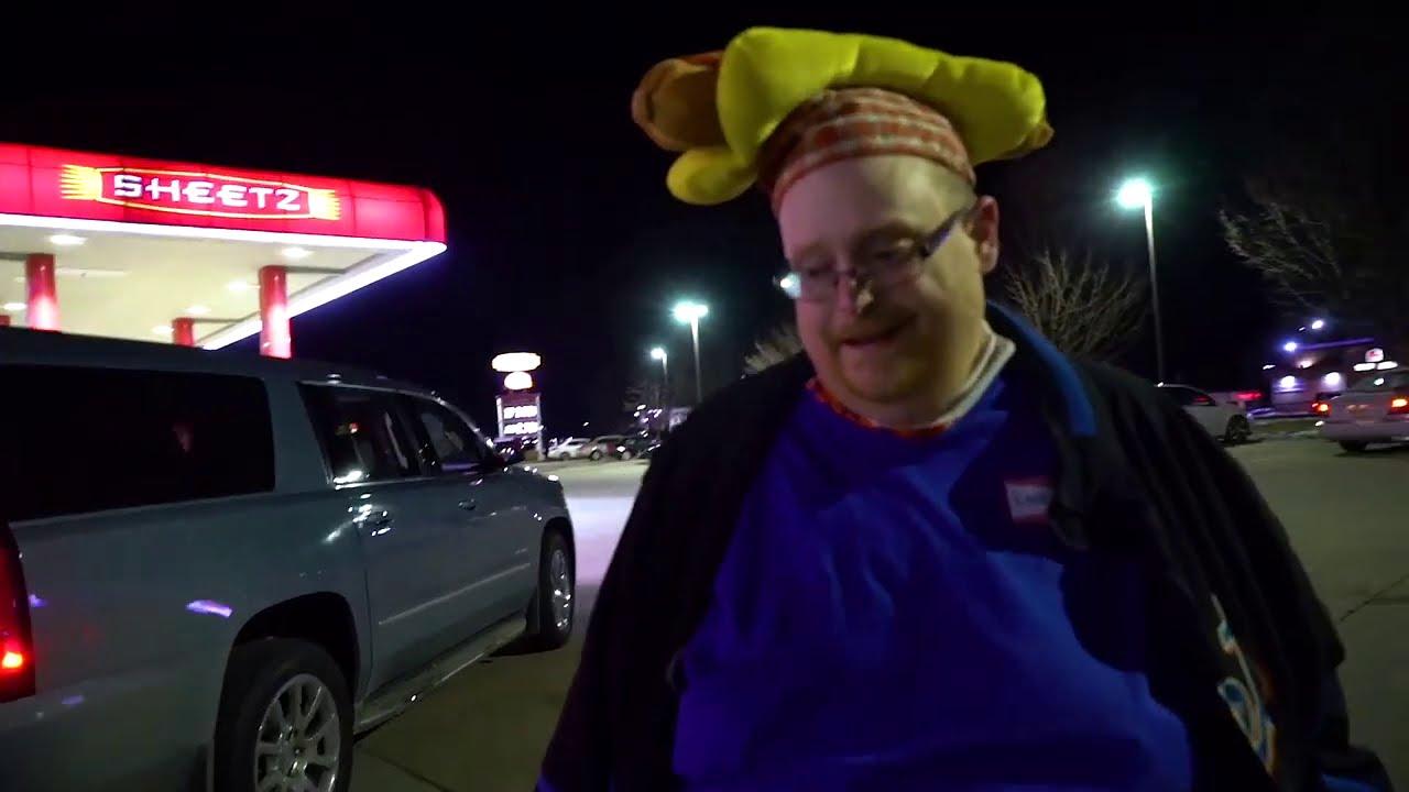 Tank's Hot Dog Review Sheetz