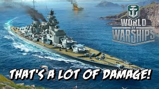 World of Warships - That's A Lot Of Damage!