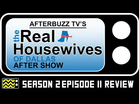 Real Housewives of Dallas Season 2 Episode 11 Review & Reaction   AfterBuzz TV