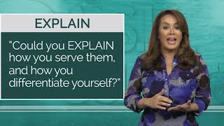 "Tips with Sandra Yancey - The Secret of ""Ex-Words"" to Maximize Networking Events"