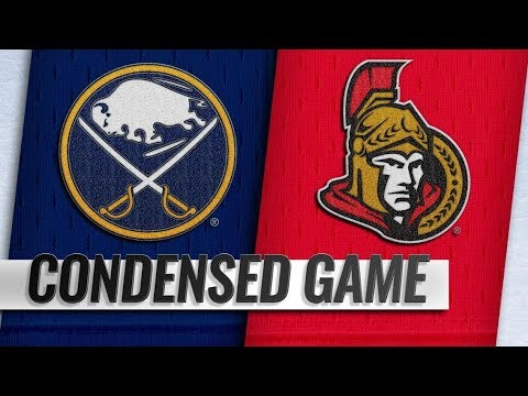 Buffalo Sabres vs Ottawa Senators | Nov.01, 2018 | Game Highlights | NHL 2018/19 | Обзор матча